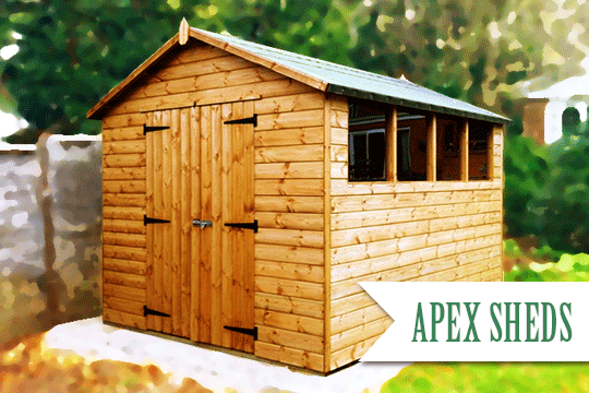 Your Shed, Your Choice.